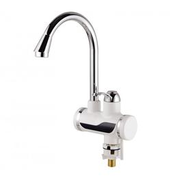 Проточный водонагреватель Zerix с индикатором температуры, УЗО на мойку