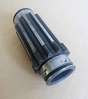 Вал 75-1604021 промежуточный механизма привода ВОМ трактора ЮМЗ 8240,ЮМЗ 80,ЮМЗ 8271