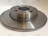 Тормозной диск передний LPR L1031P на ВАЗ 2108-99, 2110-12 (R13)., фото 1