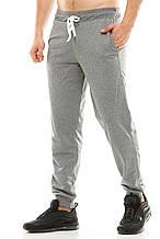 Мужские спортивные штаны 403 темно-серый