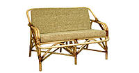 Диван для отдыха №1. Плетеная мебель из ротанга