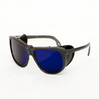 Очки защитные 0276Д (cинее стекло)