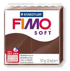 Пластика Soft, Шоколадна, 57 м, Fimo