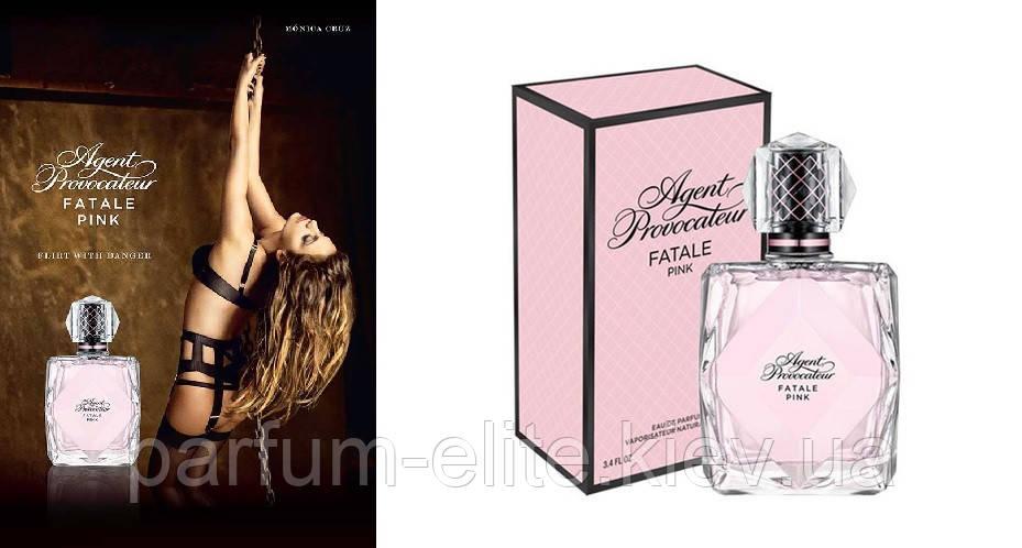 b0879a8872f40 Женская парфюмированная вода Agent Provocateur Fatale Pink 30ml по ...