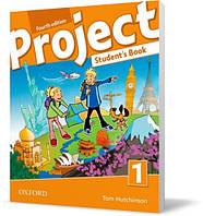 Project 4th edition 1, Student's Book / Учебник английского языка