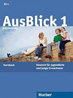 AusBlick 1, Kursbuch / Учебник немецкого языка