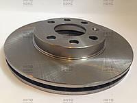 Тормозной диск  FERODO DDF151 (R13) Lanos 1.4 1.5, Nexia 1.5.