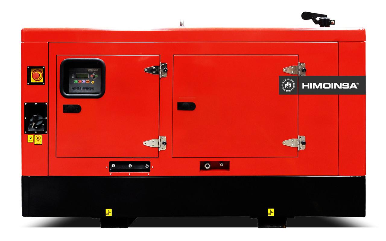 Дизельный генератор HIMOINSA HHW-35 T5 (24 кВт)