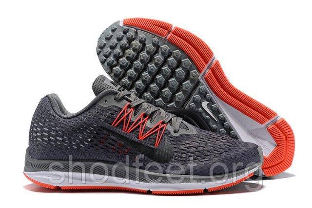 Мужские кроссовки Nike Air Zoom Winflo 5 Grey