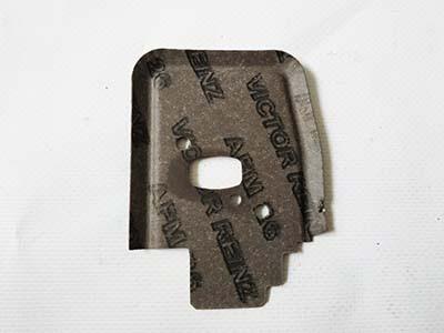 Прокладка глушителя мотокосы Stihl FS 55