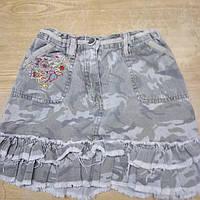 Джинсовая юбка, фото 1