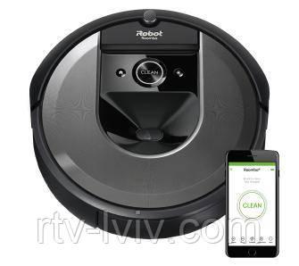 Пилосос автоматичний  (робот) iRobot Roomba i7