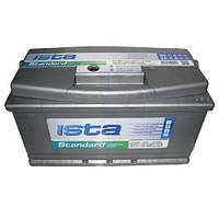 Автомобильный аккумулятор Ista Standard : 90 Ач, плюс: слева, 12 В, 760 А - (5900402), 352x175x190 мм