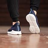 Мужские кроссовки South Deimos NAVY, легкие классические синие кроссовки на лето, фото 6