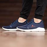 Мужские кроссовки South Deimos NAVY, легкие классические синие кроссовки на лето, фото 2