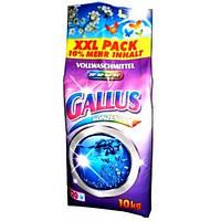 Gallus Стиральный порошок для цветной одежды, 10 кг