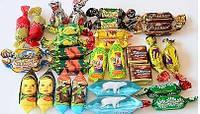 Ассорти конфет- Красный Октябрь -Рот Фронт -Бабаевская фабрика( 15 видов конфет ) общий вес 3 кг
