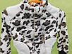 Курточка рваная махра, на 1 - 3 года на рост 80 - 98, фото 4