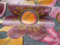 """Ковер Bonita """"Ромашки"""" (""""Цветочная полянка""""). Код 7210-04 YSL-GRN."""