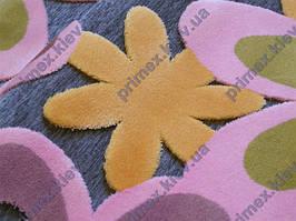 Акриловые рельефные ковры Bonita. Эксклюзивные фото.