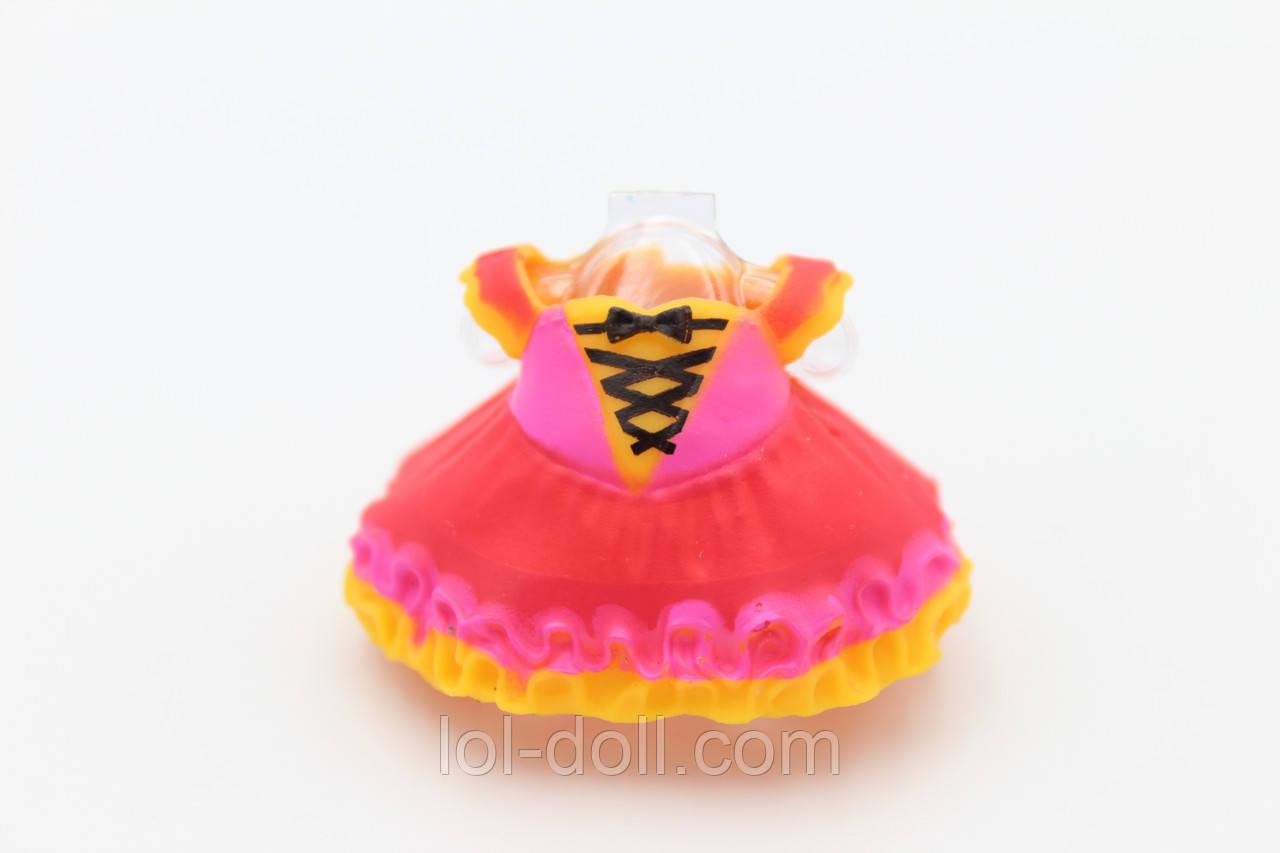 Одежда Кукла LOL Surprise 4 Серия Bebe Bonita - Under Wraps Лол Сюрприз Оригинал