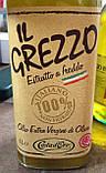 Оливковое масло нефильтрованное IL Grezzo Costa d'Oro Extra Vergine 0.75 л., фото 2