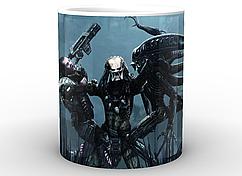 Кружка GeekLand Alien Чужой  predator AL.02.002