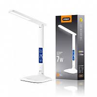 LED лампа настольная VIDEX VL-TF05W 7W 3000-5500K 220V