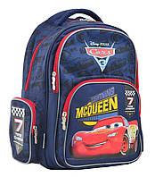 Рюкзак школьный S-25 Cars 555280 ортопедический