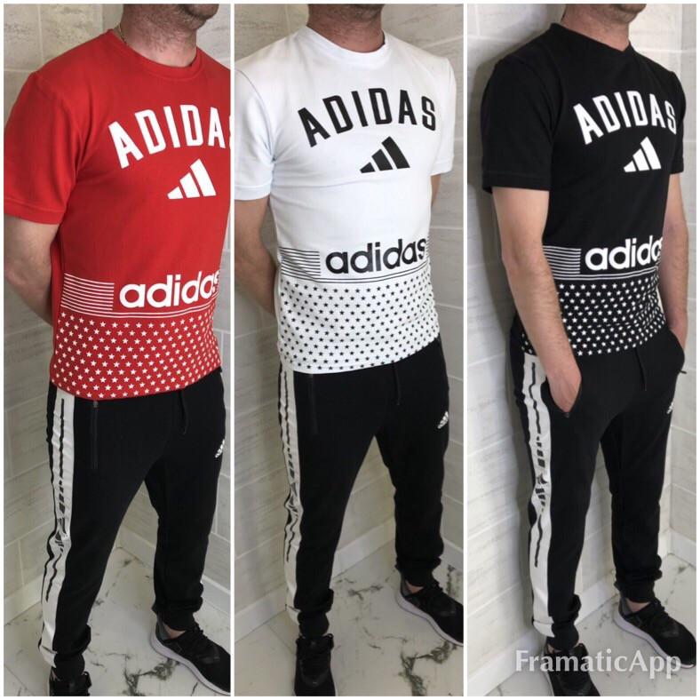 a5f79877 Купить Мужской спортивный костюм Adidas реплика,мужские костюмы в ...