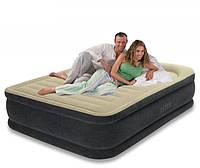 Двуспальная надувная кровать Intex 64408 (203х152х51см.), фото 1