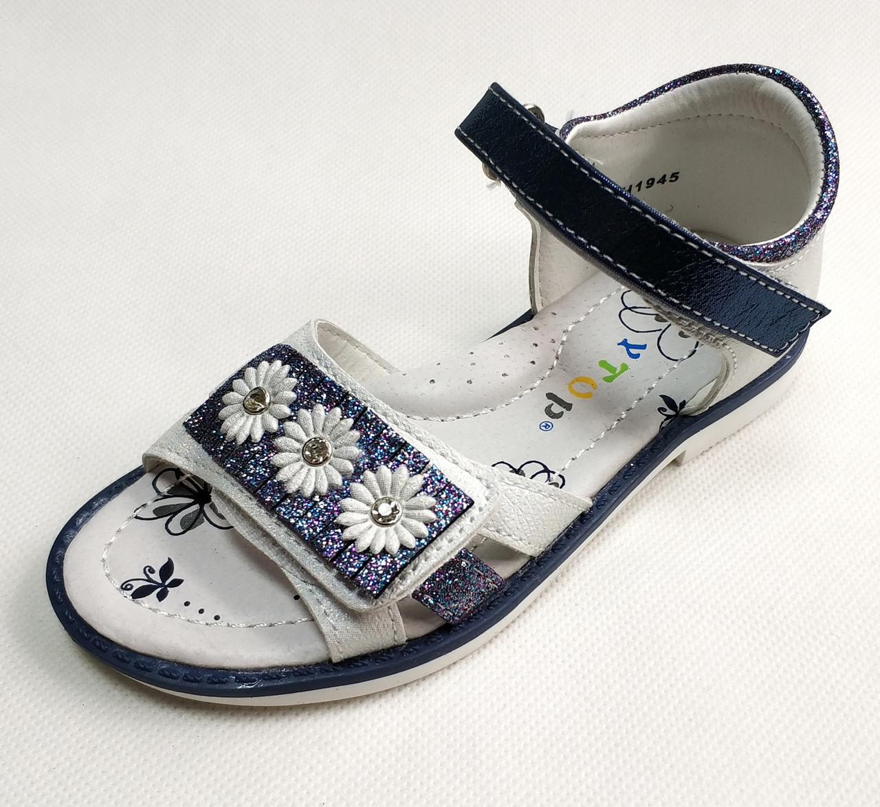 Детские светящиеся босоножки сандалии сандали для девочки