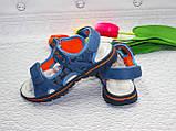 Подростковые босоножки для мальчиков, фото 4