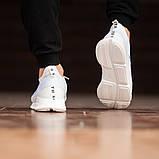 Мужские кроссовки South Fresh White, легкие классические белые кроссовки на лето, фото 7
