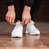 Мужские кроссовки South Fresh White, легкие классические белые кроссовки на лето, фото 6