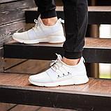 Мужские кроссовки South Fresh White, легкие классические белые кроссовки на лето, фото 5