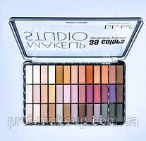 Палітра тіней для повік, фірми Dodo Girl. 39 кольорів.