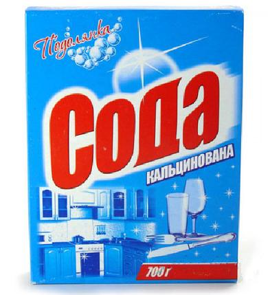 """Сода кальцинированная """"Подолянка"""" (700г.), фото 2"""