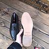 Мужские кожаные туфли броги , фото 3