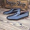 Мужские кожаные туфли броги , фото 2