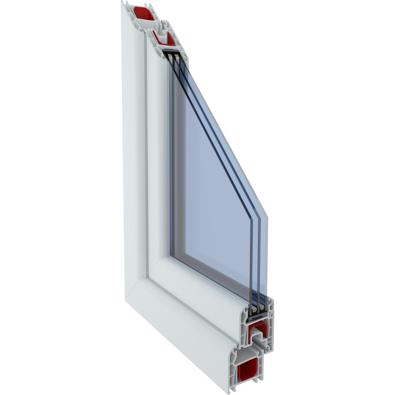 Металопластикове вікно Classic Line 400
