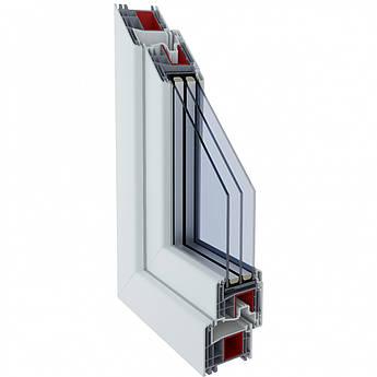 Металопластикове вікно з профілю Gealan S 8000