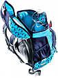 Школьный набор DEUTER ONETWO SET - HOPPER 3880117 3044 (SET), 20л, синий, фото 5