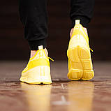 Чоловічі кросівки South Fresh YELLOW, легкі класичні жовті кросівки на літо, фото 7