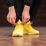 Чоловічі кросівки South Fresh YELLOW, легкі класичні жовті кросівки на літо, фото 4