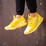 Чоловічі кросівки South Fresh YELLOW, легкі класичні жовті кросівки на літо, фото 6