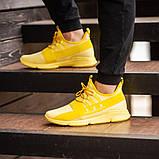 Чоловічі кросівки South Fresh YELLOW, легкі класичні жовті кросівки на літо, фото 5