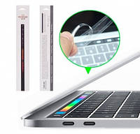 Защитная пленка на Touch Bar для Apple MacBook Pro 13 A1706/A1708/A1989 Pro 15 A1707/A1990 глянцевая, фото 1