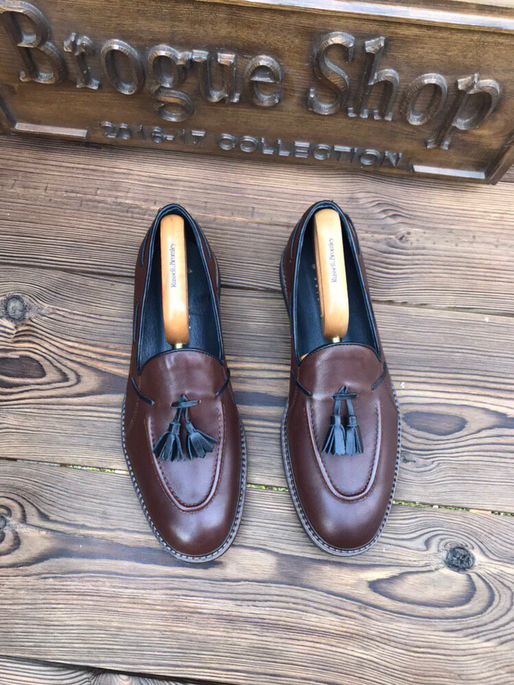 Мужские туфли лоферы броги чоловічі туфлі