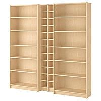 IKEA BILLY/GNEDBY Книжный шкаф, березовый шпон  (090.234.03), фото 1